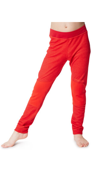 Houdini Jr's Alpha Long Johns Fourties Red
